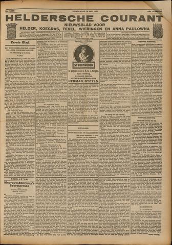 Heldersche Courant 1921-05-12
