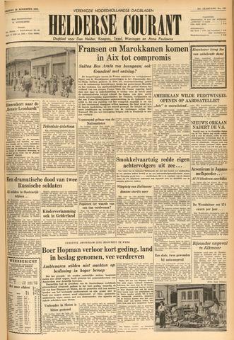 Heldersche Courant 1955-08-26