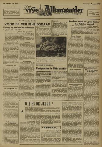 De Vrije Alkmaarder 1947-08-02