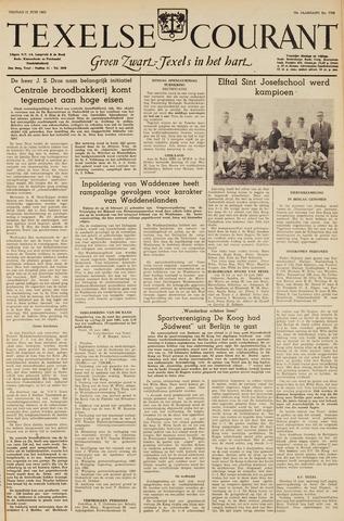 Texelsche Courant 1963-06-21