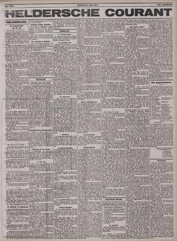 Heldersche Courant 1917-07-03