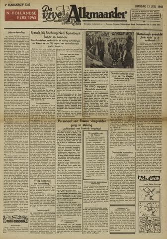 De Vrije Alkmaarder 1948-07-13