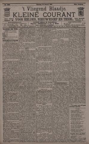 Vliegend blaadje : nieuws- en advertentiebode voor Den Helder 1895-01-26