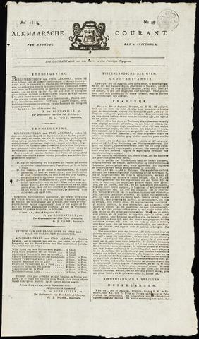 Alkmaarsche Courant 1817-09-01
