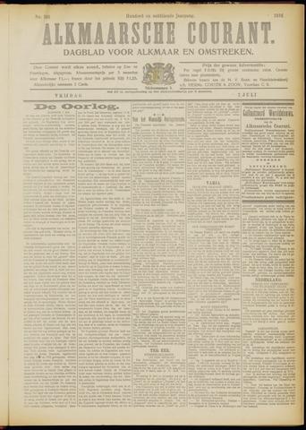 Alkmaarsche Courant 1916-07-07