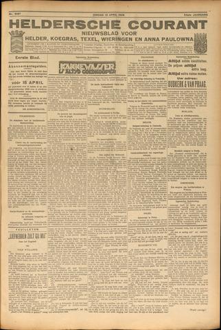 Heldersche Courant 1926-04-13