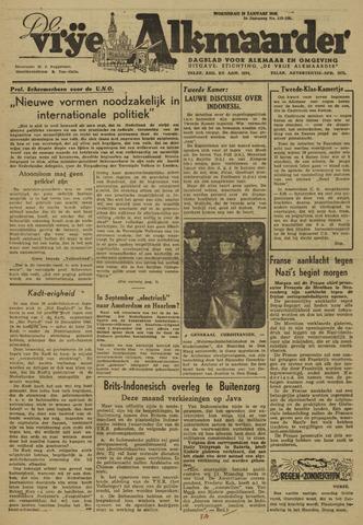 De Vrije Alkmaarder 1946-01-16