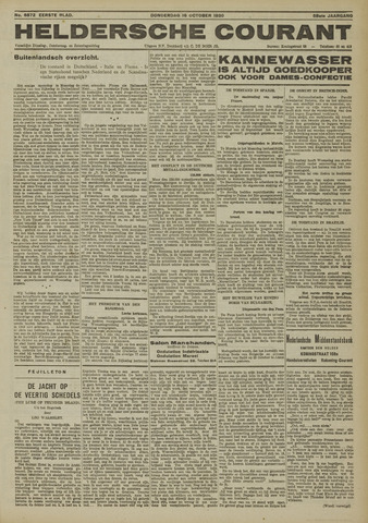 Heldersche Courant 1930-10-16