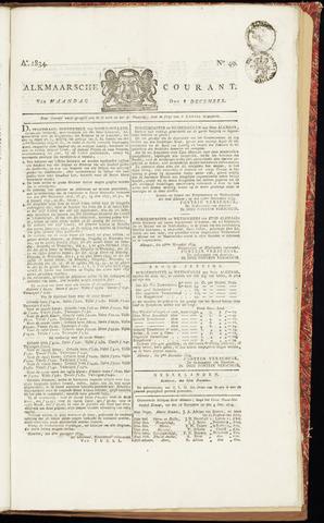Alkmaarsche Courant 1834-12-08