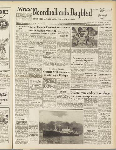 Nieuw Noordhollandsch Dagblad : voor Alkmaar en omgeving 1950-04-05