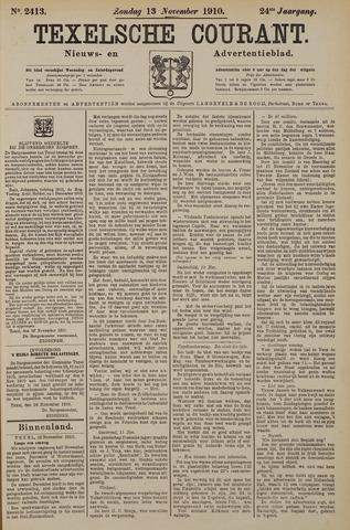 Texelsche Courant 1910-11-13
