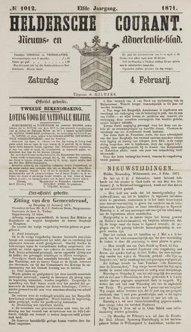 Heldersche Courant 1871-02-04