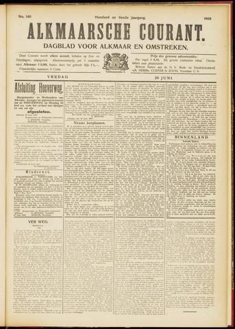 Alkmaarsche Courant 1908-06-26