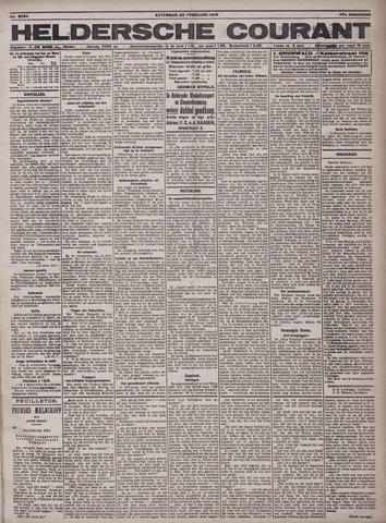 Heldersche Courant 1919-02-22