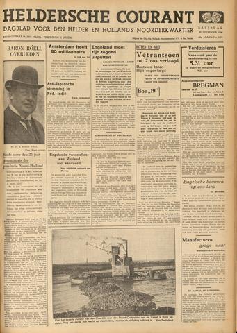 Heldersche Courant 1940-11-30