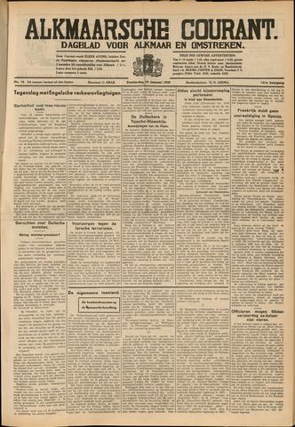 Alkmaarsche Courant 1939-01-19