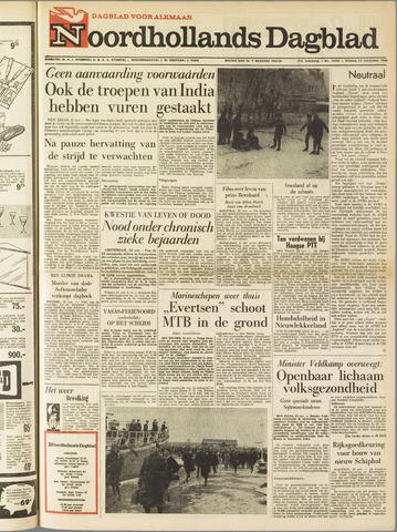 Noordhollands Dagblad : dagblad voor Alkmaar en omgeving 1962-11-23