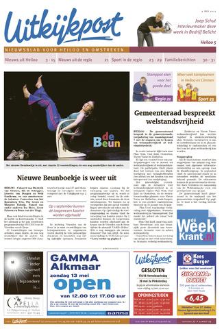 Uitkijkpost : nieuwsblad voor Heiloo e.o. 2012-05-09