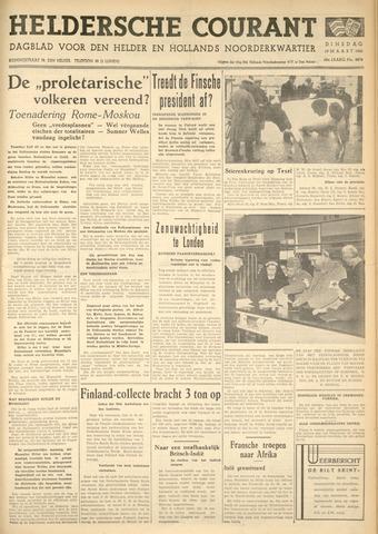 Heldersche Courant 1940-03-19