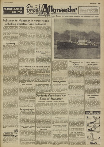 De Vrije Alkmaarder 1950-04-06