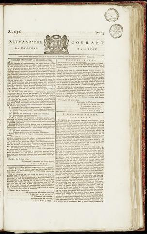 Alkmaarsche Courant 1832-06-18
