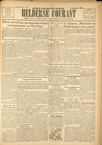 Heldersche Courant 1949-12-15