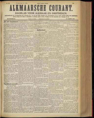 Alkmaarsche Courant 1928-02-16