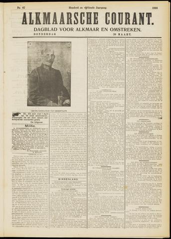 Alkmaarsche Courant 1913-03-20