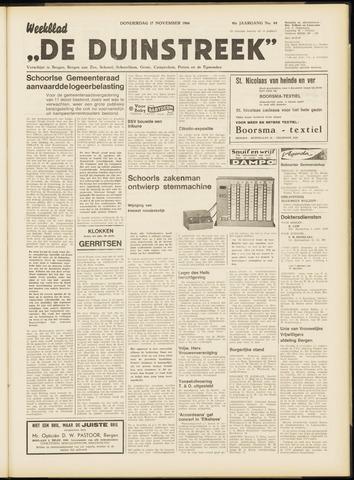 De Duinstreek 1966-11-17