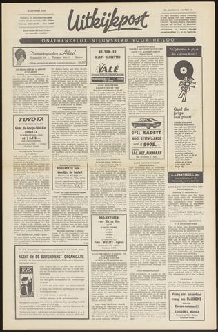 Uitkijkpost : nieuwsblad voor Heiloo e.o. 1968-09-12