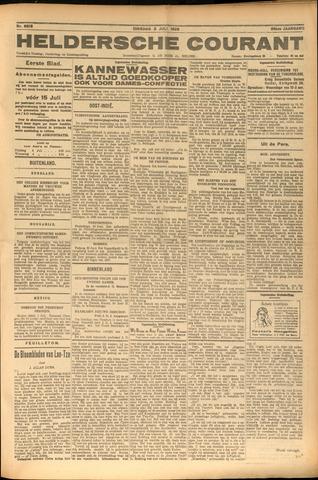 Heldersche Courant 1928-07-03