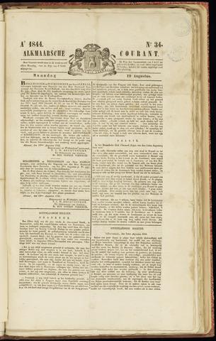 Alkmaarsche Courant 1844-08-19