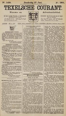 Texelsche Courant 1901-06-27