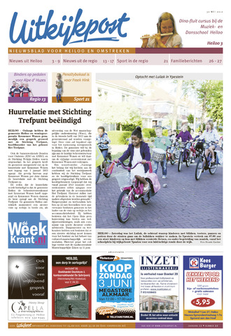 Uitkijkpost : nieuwsblad voor Heiloo e.o. 2012-05-30