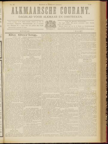 Alkmaarsche Courant 1916-03-07