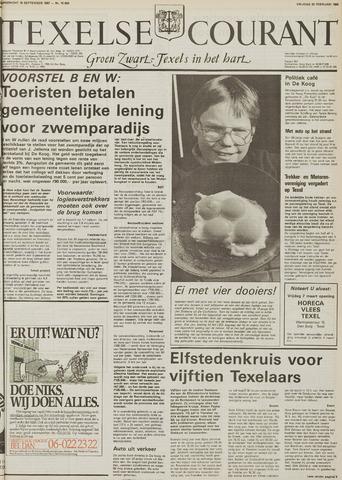 Texelsche Courant 1986-02-28