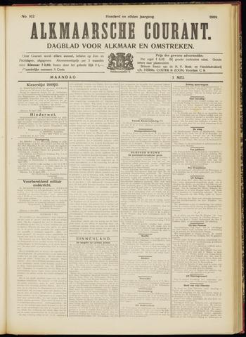 Alkmaarsche Courant 1909-05-03