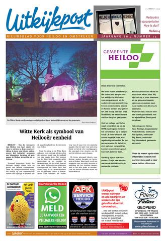 Uitkijkpost : nieuwsblad voor Heiloo e.o. 2020-03-25