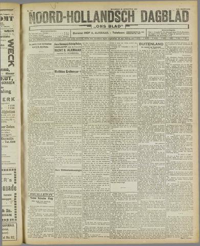 Ons Blad : katholiek nieuwsblad voor N-H 1921-08-29