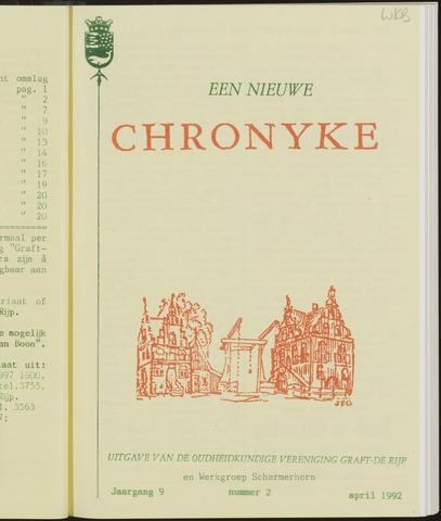Een Nieuwe Chronyke van het Schermereiland 1992-04-01