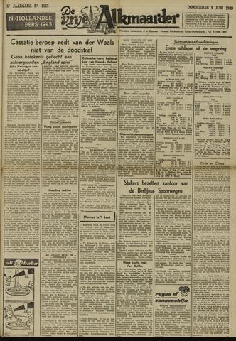 De Vrije Alkmaarder 1949-06-09