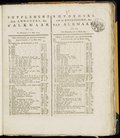 Alkmaarsche Courant 1813-03-17