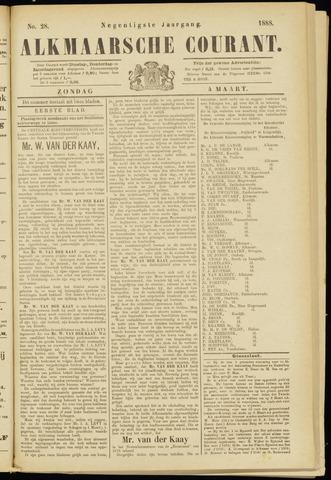 Alkmaarsche Courant 1888-03-04