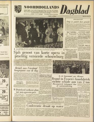 Noordhollands Dagblad : dagblad voor Alkmaar en omgeving 1959-05-22
