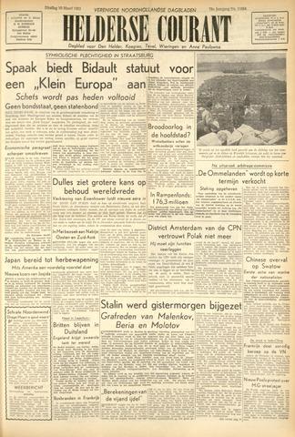Heldersche Courant 1953-03-10