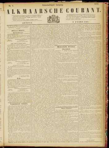 Alkmaarsche Courant 1879-02-09
