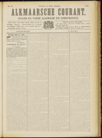 Alkmaarsche Courant 1909-03-18