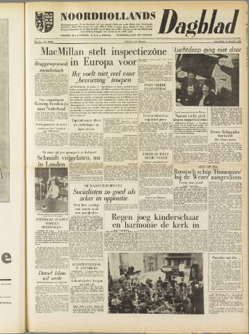 Noordhollands Dagblad : dagblad voor Alkmaar en omgeving 1959-03-23