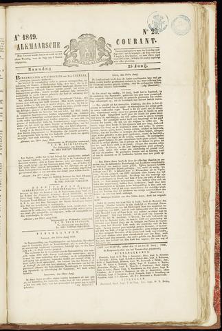 Alkmaarsche Courant 1849-06-25