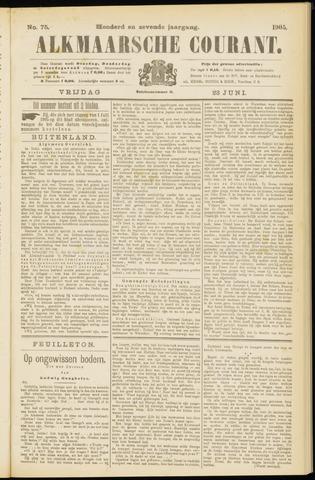 Alkmaarsche Courant 1905-06-23